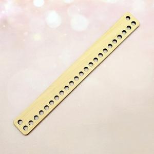 Планочка для органайзеру прямокутна 3х29 см
