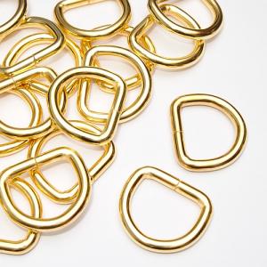 Півкільце 20 мм золото К5592