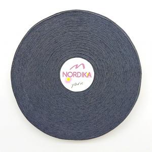 Трикотажна пряжа Nordika Yarn 7-9 мм РОЛІК сіра 79-027