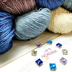Пряжа в пасмах Nordika Wool