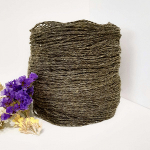 Пряжа з вовни Nordika Wool каракуль 02-007