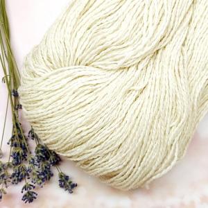 Пряжа з вовни Nordika Wool відбілена 02-001