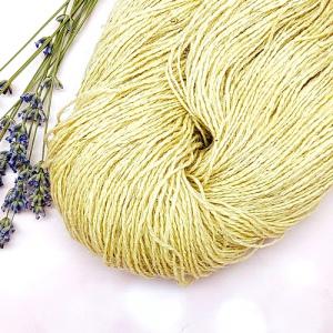 Пряжа з вовни Nordika Wool молочна 02-003