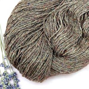 Пряжа з вовни Nordika Wool меланж 02-009