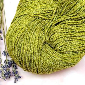 Пряжа з вовни Nordika Wool оливкова 02-014