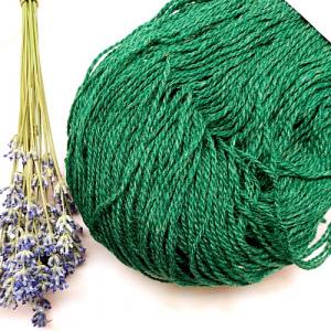 Пряжа з вовни Nordika Wool смарагдовий 02-024