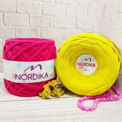 Трикотажна пряжа Nordika Yarn 7-9 мм